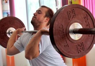 """Plēsnieks: """"Pasaules čempionātā jāpaceļ vismaz 400 kilogrami"""""""