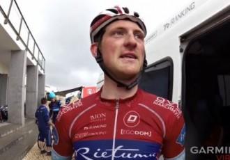 """Video: """"Rietumu - Delfin"""" Portugālē tiek pie UCI punktiem"""
