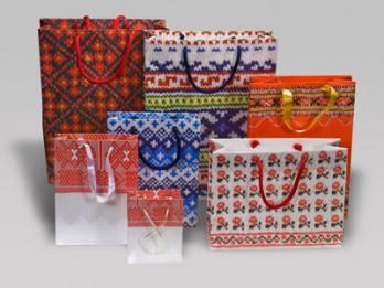 Foto: Oriģināli dāvanu maisiņi ziemīgām dāvanām