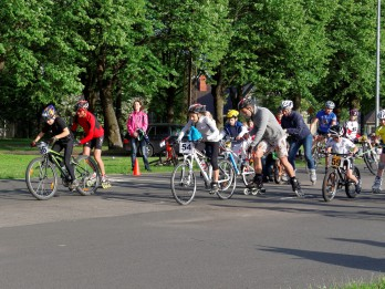 Svētdien Rīgā notiks velorollinga karnevāls un sacensības