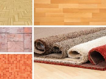Iespējamie grīdu segumi. Kādu grīdu labāk izvēlēties?