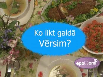 Video: Astroloģiskā virtuve: Ko likt galdā Vērsim?