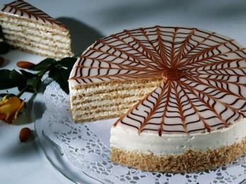 Pasaules gardākās tortes. Torte ESTERHAZI