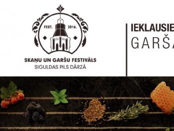 Skaņu un garšu festivāls Siguldā