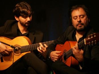 """Spāņu kaisle, flamenko ģitāras un deja koncertzālē """"Cēsis"""""""