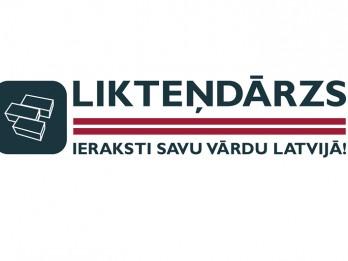 Likteņdārzs aicina ierakstīt savu vārdu Latvijasbruģakmenī