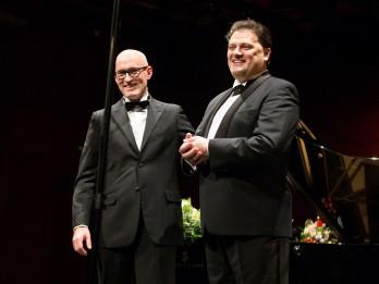 Jūrmalas festivāla noslēgumā – pasaulslavenais operdziedātājs Aleksandrs Antoņenko un pianists Daniels Pavļuts