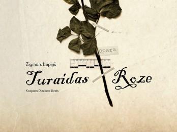 """Leģenda par Maijas mīlestību no jauna atdzīvosies Zigmara Liepiņa operas """"Turaidas Roze"""" jauniestudējumā"""