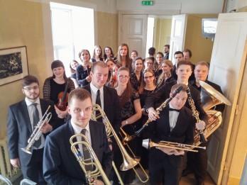 JVLMA simfoniskā orķestra sezonas atklāšanas koncerti