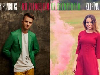 Video: Nikolajs Puzikovs iedzied duetu ar Katrīnu Binderi