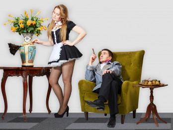 """Daugavpils teātrī top komēdija par mīlas daudzstūriem """"Randiņi trešdienās"""""""
