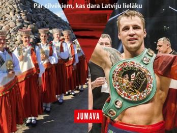 """Apgāds """"Jumava"""" laidis klajā  jau septīto """"Latvijas leģendu"""" grāmatu"""