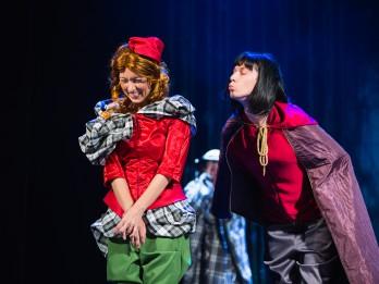 Daugavpils teātra viesizrādes Cēsīs un Ventspilī