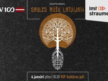 """Video: Koncertuzvedums """"Saules mūžu Latvijai!"""""""