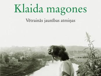 """""""Mansards"""" izdod emocionālu poļu autores Staņislavas Hobjanas-Šeronas atmiņu stāstu """"Klaida magones"""""""