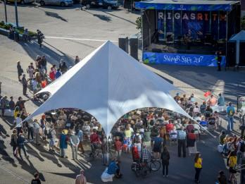 """""""Origo Summer Stage"""" 9. sezonu tradicionāli atklās """"Rīgas Ritmi 2018"""""""