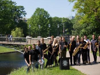 Jāzepa Vītola Latvijas Mūzikas akadēmija piedāvā –  JVLMA un RDKS bigbenda Starptautiskās džeza dienas koncerts