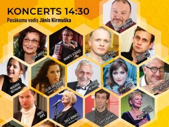 Labākie Latvijas teātru dziedošie aktieri aicina uz salidojumu Kuldīgā