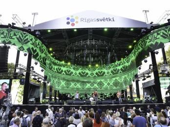 Rīgas svētkos 17. augustā Daugavmalā tikšanās ar pilsētas leģendām