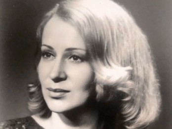 Mirusi aktrise Helga Dancberga