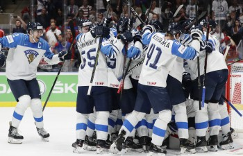 Somija ar izcilu komandas spēli atstāj Krievijas zvaigznes uz nulles