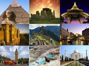 10 pasaules brīnumi, kas tūristiem vairs nav īsti pieejami