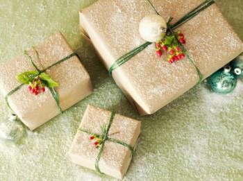 Saldās Ziemassvētku dāvanas