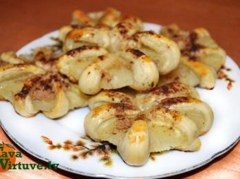 Saldās ananasu krizantēmas