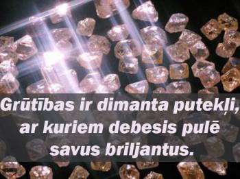 26.februāra dienas akmens- DIMANTS