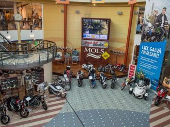 Unikāli pašbūvētie un jaunākie motociklu modeļi