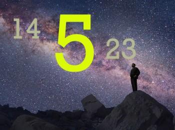 Numeroloģiskais raksturojums tiem, kas dzimuši 14.,5., 23. datumos