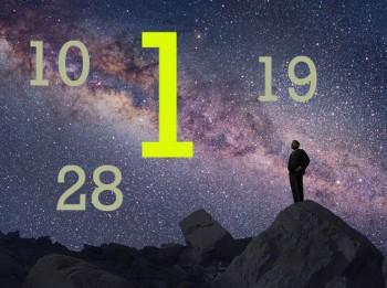 Numeroloģiskais raksturojums tiem, kas dzimuši 19.,28.,1., 10. datumos