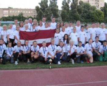 Jaunie atlēti dosies uz sacensībām Polijā