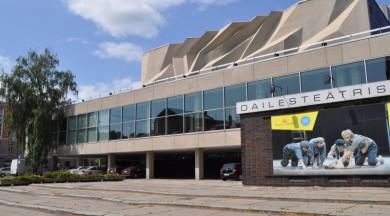 Sāksies biļešu iepriekšpārdošana uz Dailes teātra izrādēm martā