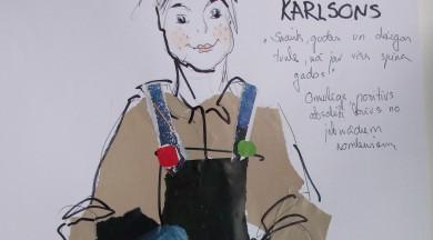 """Operetes festivālā notiks muzikālās dziesmu spēles """"Karlsons"""" pirmizrāde"""