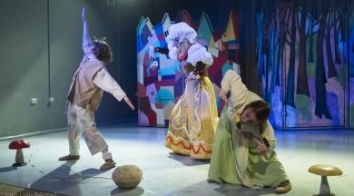 """E. Humperdinks opera bērniem """"Ansītis un Grietiņa"""""""