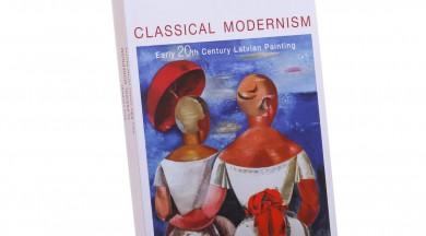 """""""Neputns"""" izdevis Daces Lambergas grāmatas """"Klasiskais modernisms: Latvijas glezniecība 20. gadsimta sākumā"""" tulkojumu angļu valodā"""