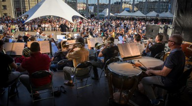 """Šonedēļ uz """"Origo Summer Stage"""" skatuves notiks festivāla """"LNSO vasarnīca"""" ieskaņas koncerts"""
