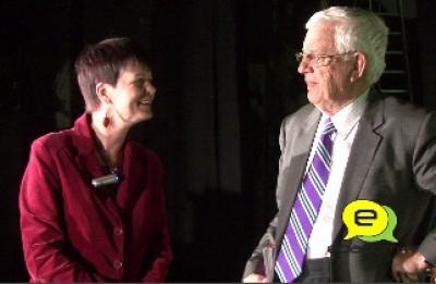 Video: Raimonds Pauls par M.Ditrihas mīļākajiem un dziesmas pirmatskaņojums kopā ar Marlēnu- Rēziju Kalniņu