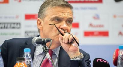 IIHF noliedz baumas par PČ atcelšanu, statuss pagaidām nav mainījies