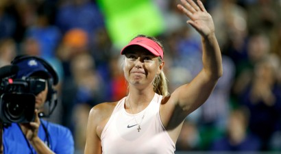 """""""US Open"""" morālās dilemmas nav – Šarapova saņem """"wild card"""""""