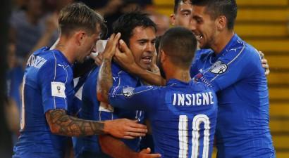 PK <i>play-off</i> izloze: Itālija pret Zviedriju, Grieķija pret Horvātiju