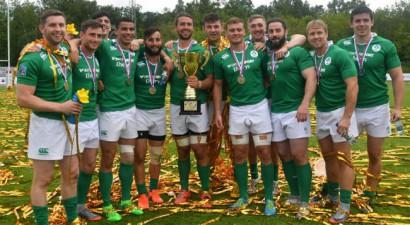 Īrija uzvar regbija-7 EČ pirmajā posmā