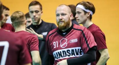 """Latvijas izlase papildlaikā piekāpjas """"Nokian KrP"""""""