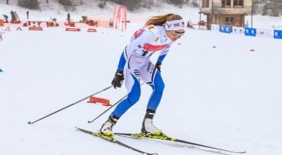 Eiduka pasaules junioru čempionātā sprintā izcīna 13.vietu