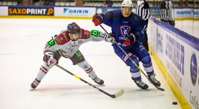Latvija nespēj izmantot vairākumu un zaudē Francijai