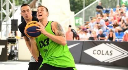 """""""Riga Ghetto Basket"""" nespēj atspēlēties un Debrecenā paliek otrajā vietā"""