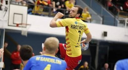 """Kreicberga """"Cocks"""" Čempionu līgā pārsteidz, uzvarot """"Sporting"""""""