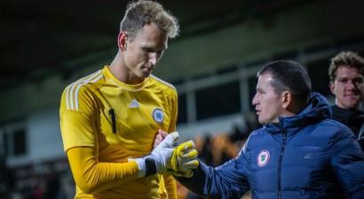 Latvijas U21 izlase Krievijā ātri ielaiž un ātri paliek mazākumā