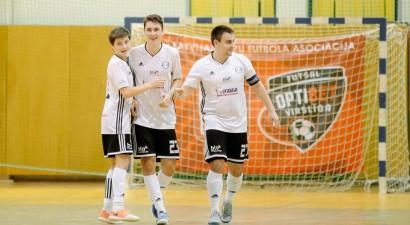 """""""Lokomotiv"""" iesit 16 vārtus, """"Rēzekne"""" otrajā puslaikā nokārto trešo uzvaru sezonā"""